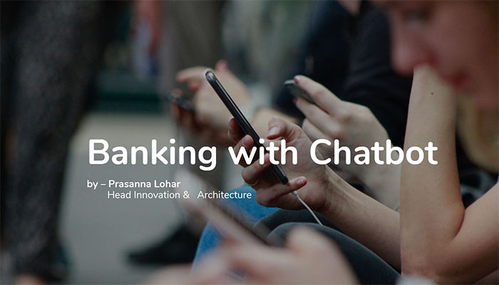 Banking with Chatbot