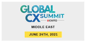 Global CX Summit - Middle East